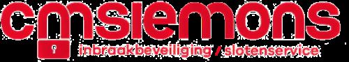 CMSiemons Inbraakbeveiliging & Slotenservice logo
